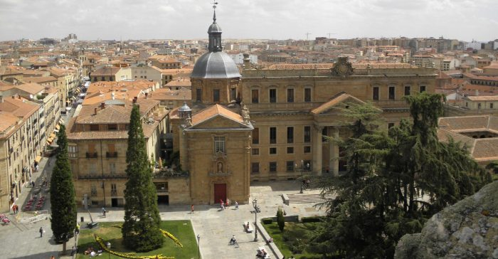 Universidad de Salamanda, España