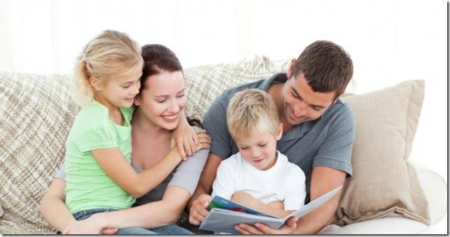 Ayudar a los hijos a leer