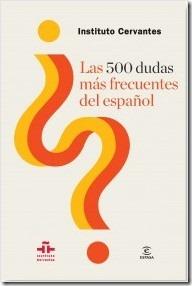500 dudas del idioma español