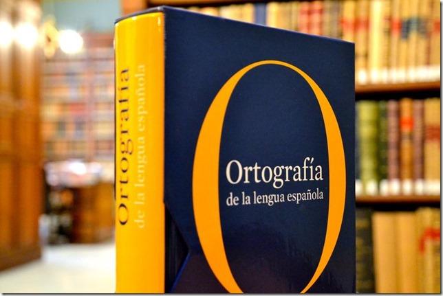 Ortografía de la Lengua Española 2010