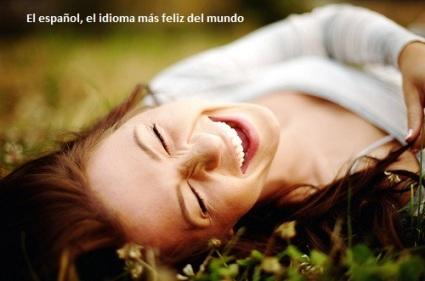 El español, el idioma más feliz del mundo