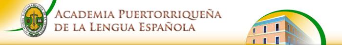 Academia de la Lengua Española de Puerto Rico