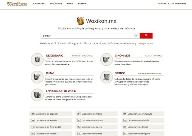 Woxicon